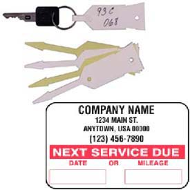 Detailing & Interior Protection | Key Tags & Ticket Holders | Service Supplies ...