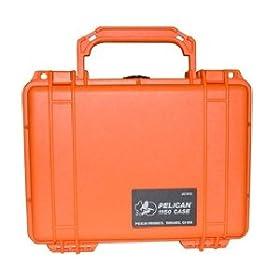 Pelican Case - Orange