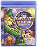 Get The Great Mouse Detective On Blu-Ray