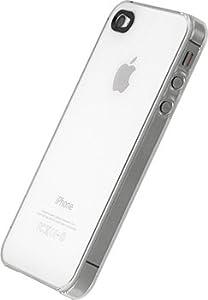 エアージャケットセット for iPhone4S/4(クリア) PHC-71 / パワーサポート