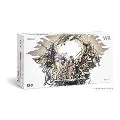 Wii本体 ラストストーリー スペシャルパック (RVL-S-WABA) 特典 エレメント オブ ザ ラストストーリー (サントラCD+ビジュアルブック) 付き