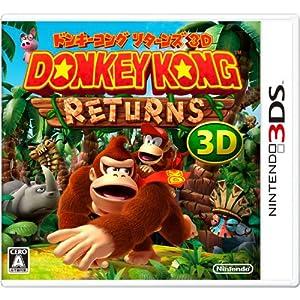 ドンキーコング リターンズ 3D / 任天堂