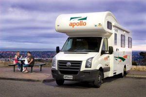 Apollo Euro Deluxe Motorhome Australia