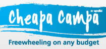 Cheapa Campa logo