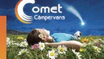 Comet Campers - campervan hire australia