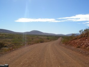 Gibb River Road Easy section