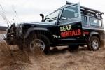 Bear Rentals 4wd campervan hire