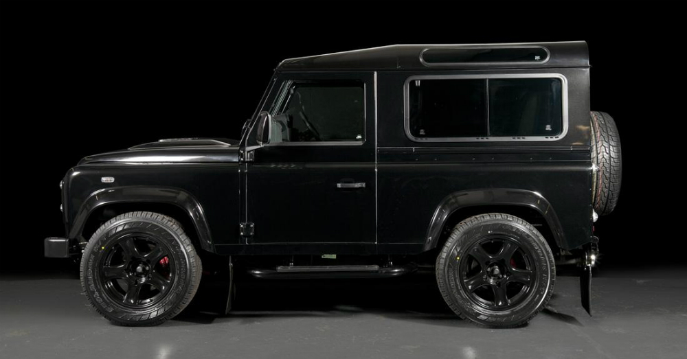 Land Rover Defender Ultimate RS