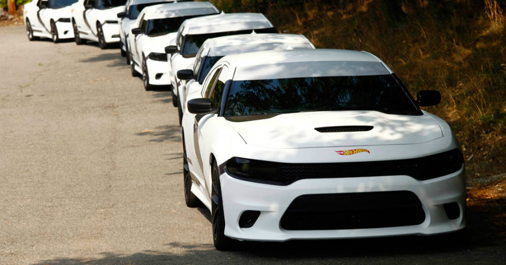 Stormtrooper Dodge Chargers