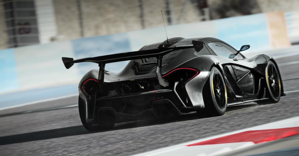 01.02.16 - 2016 McLaren P1