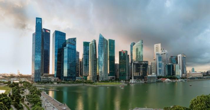 03.15.16 - Singapore Skyline