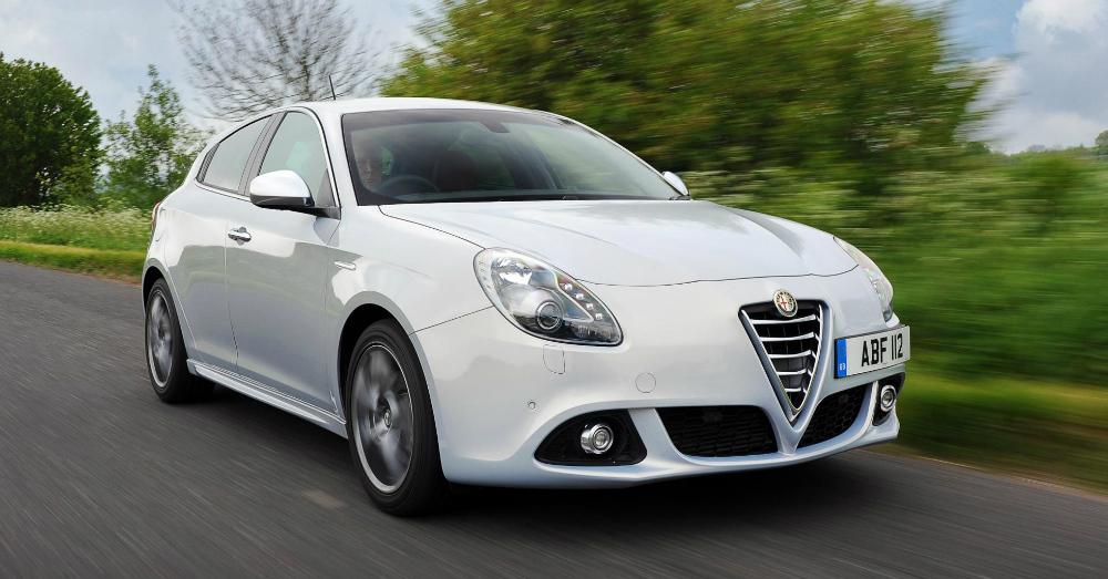 03.31.16 - Alfa Romeo Giulietta