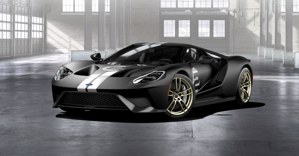 07.16.16 - Ford GT '66 Heritage Edition