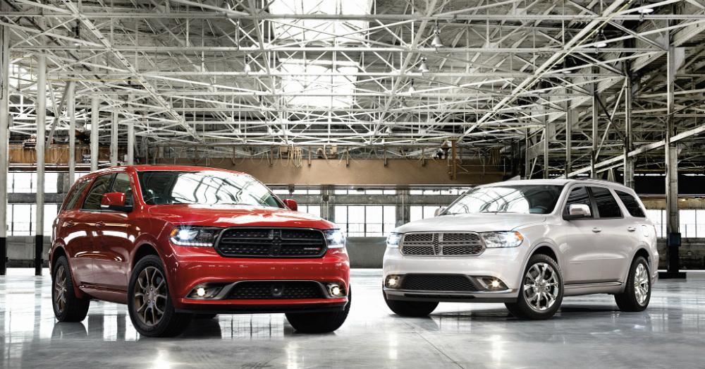 11.10.16 - Dodge Durango