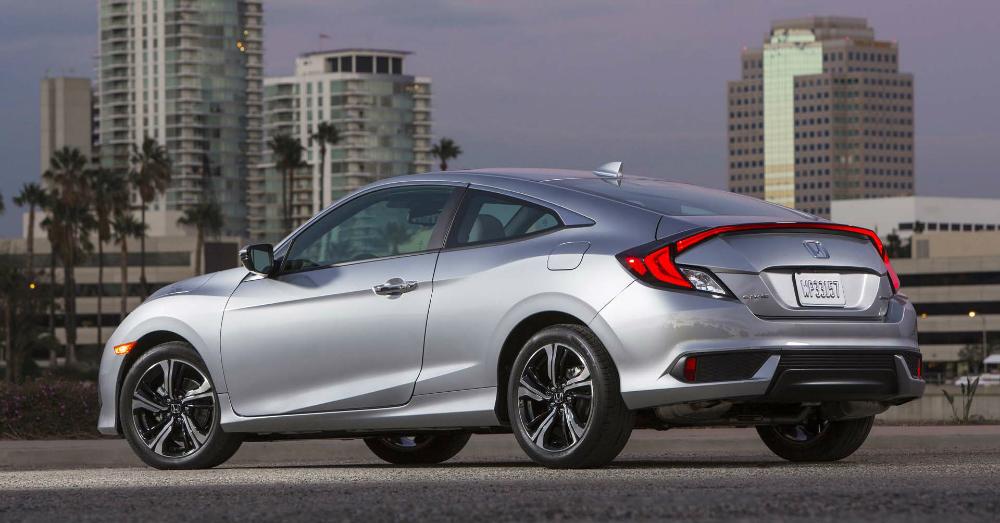 11.14.16 - Honda Civic - 2