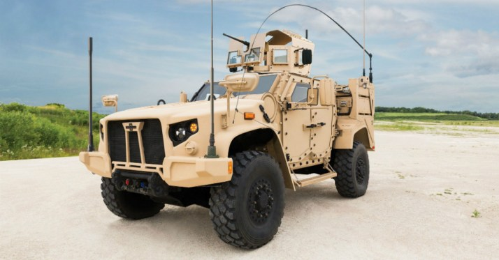 11.15.16 - EOD Light Tactical Electric Vehicle
