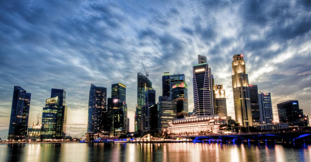 12.05.16 - Singapore Skyline