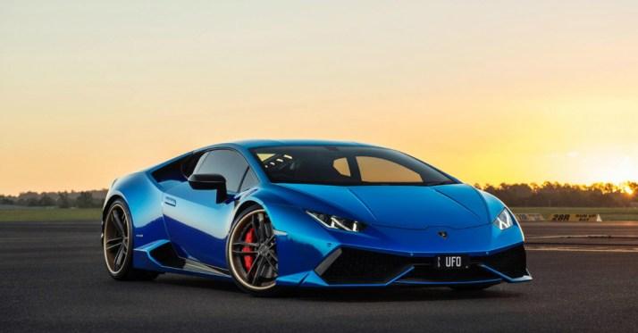 01.09.17 - Lamborghini Huracan
