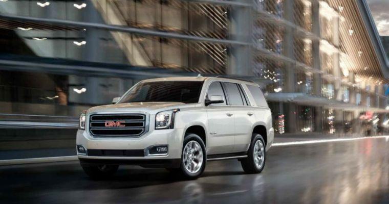 2018 GMC Yukon: The Active Family SUV