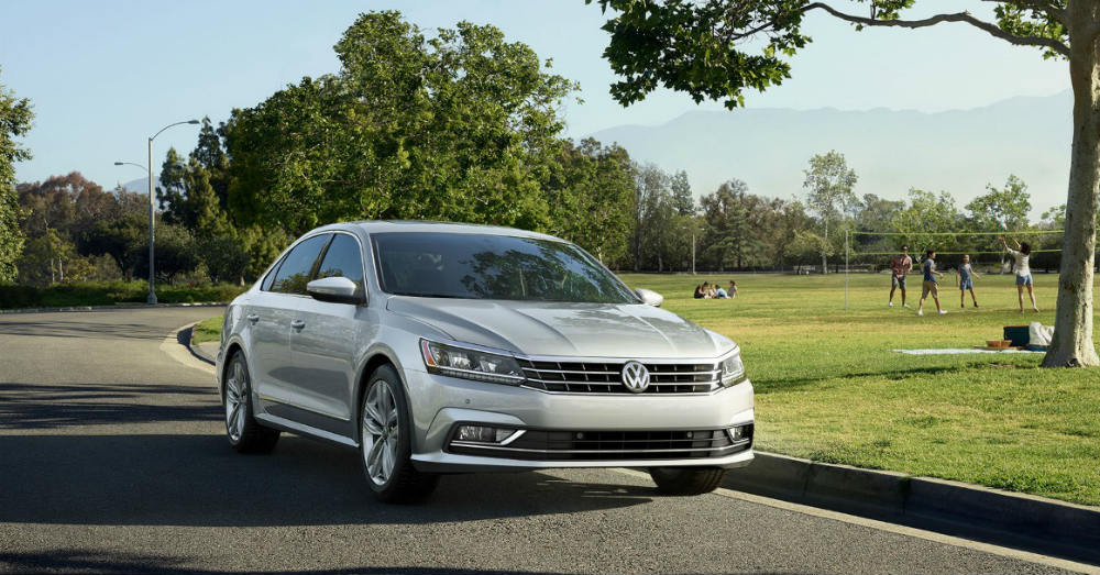 2018 Volkswagen Passat: The Right Car for You