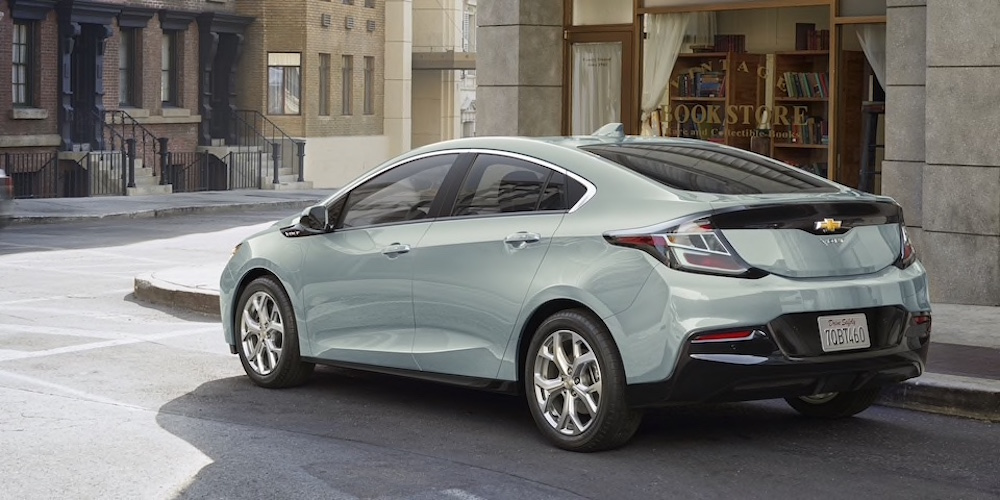 The Chevrolet Volt has Grown Up