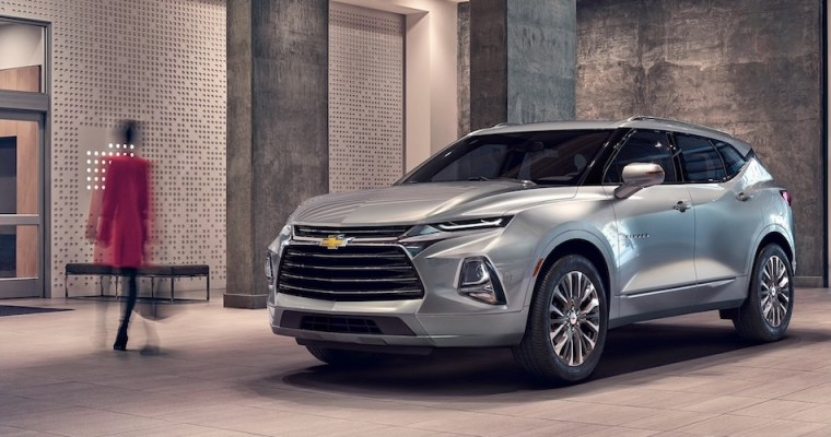 The New Chevrolet Blazer is Coming