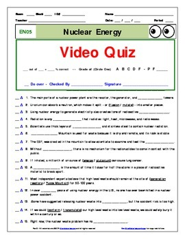 the eyes of nye nuclear energy worksheet answers | Cosmeticstutor.org