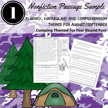 By this time of year, you know you need to find good reading comprehension passages with questions and interventions for some of your students! Those are not always easy to find, and much less easy to find passages that you think your students will enjoy! I finally wrote my own nonfiction passages and questions and packed it with useful content and measures so that I could get the most bang for my 10-15 minute intervention time with my students.