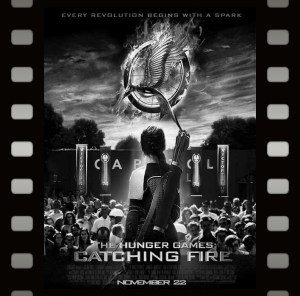 The Hunger Games: Catching Fire by Erik Thauvin