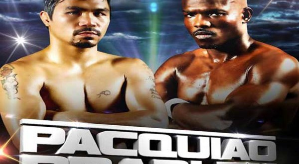Pac-Man Packs Bradley (Manny Pacquiao vs. Tim Bradley)