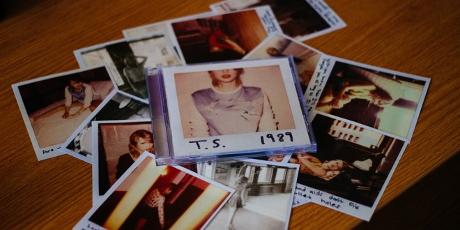 Album In Review: 1989