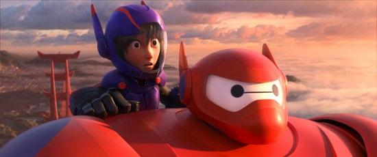 Movie Review: Big Hero 6
