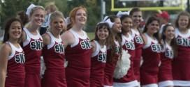 Cheering on SNU