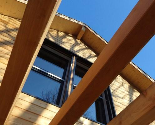 construction en bois echome