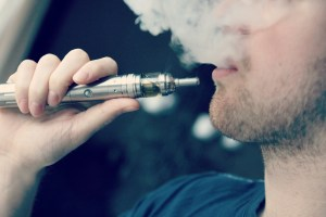 e-Cigs health effects relative to cigarettes