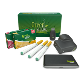 best e cigarette Green Smoke Pro Starter Kit
