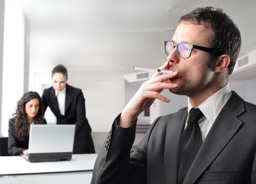 E-Cigs-in-the-Workplace-Do-or-Don't