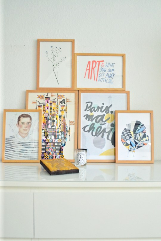What do bloggers collect happy Interior Blog