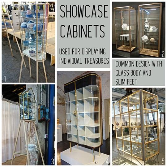 showcase cabinets NUMEROS