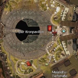 Götterfels 2 Festliche Feuerwerkskörper Karte