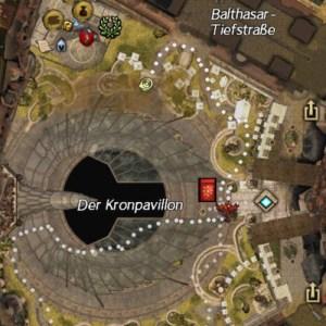 Götterfels 5 Festliche Feuerwerkskörper Karte