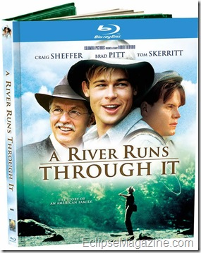 A River Runs Through it on Blu-ray