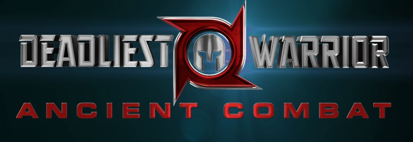Deadliest Warrior-AncientCombat logo