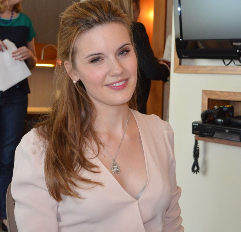 Maggie Grace Interview about Lockout, Twilight and Taken 2