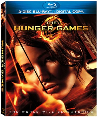 The Hunger Games Blu-ray