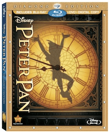 Peter Pan: Diamond Edition Blu-ray