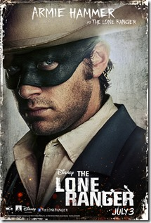 The Lone Ranger Cinemacon Trailer