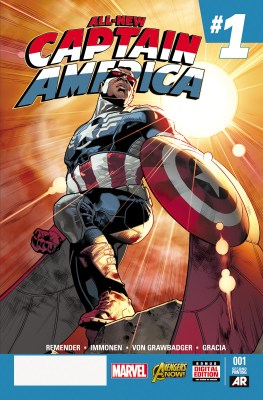 All-New_Captain_America_1_Second_Printing_Variant