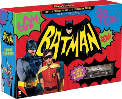 Batman The Complete Series Blu-ray Review