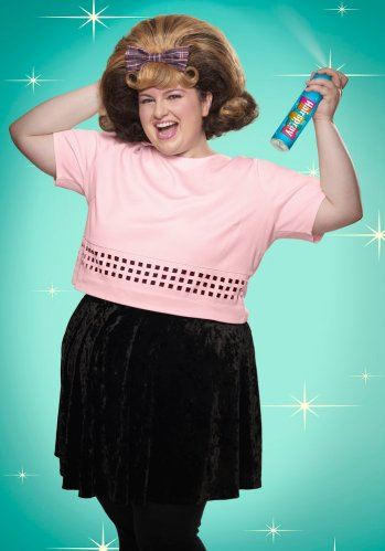 HAIRSPRAY LIVE! -- Season 2016 -- Pictured: Maddie Baillio as Tracy Turnblad -- (Photo by Virginia Sherwood/NBC)